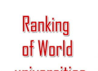 Academic ranking of World universities,You can find rankings of upto 500 top world universities in different countries