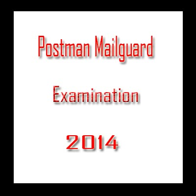 Postman Mailguard Examination 2014 Andhra Pradesh