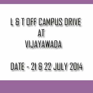 l&t off campus vijayawada