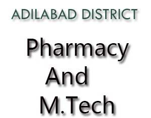 ADILABAD-DISTRICT-M-TECH-COLLEGES-PHARMACY-COLLEGES