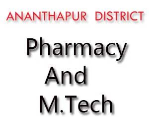 ANANTHAPUR--DISTRICT-M-TECH-COLLEGES-PHARMACY-COLLEGES