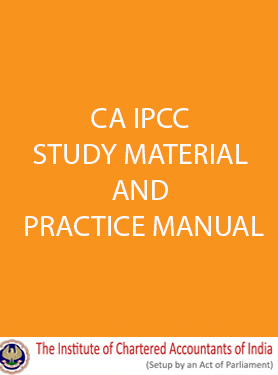 CA Final Study Material ICAI Updated for 2019 Exams