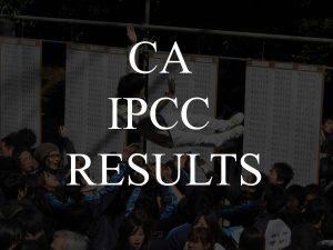 CA IPCC Result   IPCC Results
