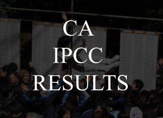CA IPCC Result | IPCC Results