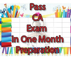 how to pass ca exam, how to pass ca ipcc exam, how to pass ca exam in 20 days