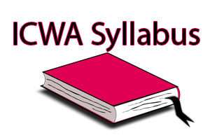 icwa syllabus