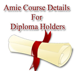 Amie course details for diploma holders