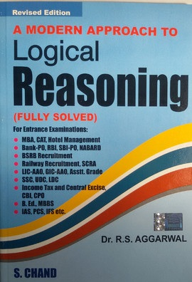 Best reasoning book for ibps and all other examinations best reasoning book for ibps r s aggarwal reasoning book fandeluxe
