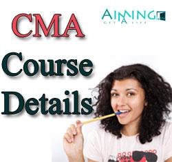 CMA Course Details