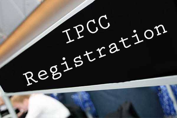What is the procedure for renewal of IPCC registration?