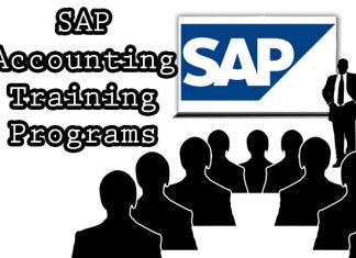 SAP Accounting Training Details