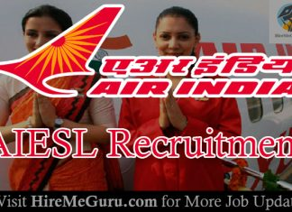 aiesl recruitment;