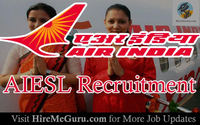 aiesl recruitment;