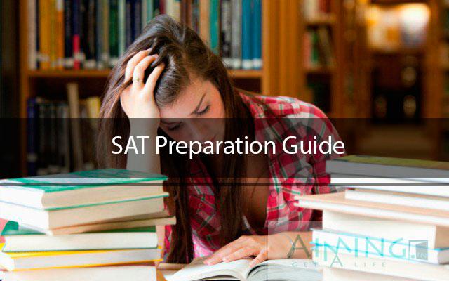 S.A.T. preparation