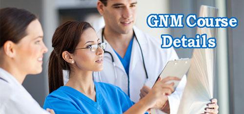 GNM Course Details