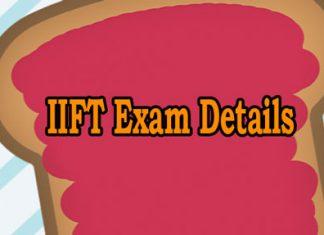 IIFT Exam Details