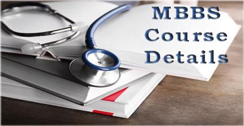 MBBS Course Details