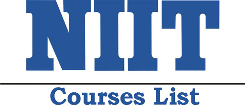 NIIT Courses