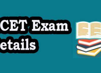 GCET Exam Details