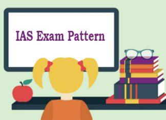 IAS Exam Pattern