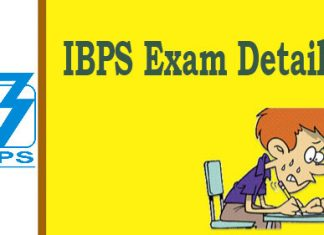 IBPS Exam Details