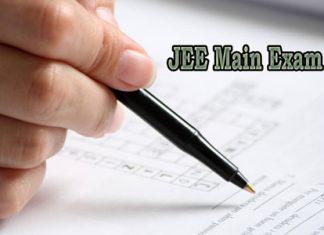 JEE Main Exam