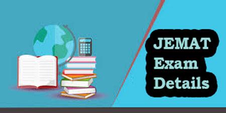 JEMAT Exam Details