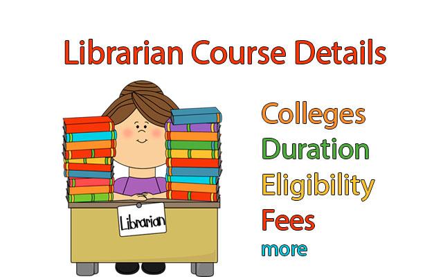 Librarian Course Details