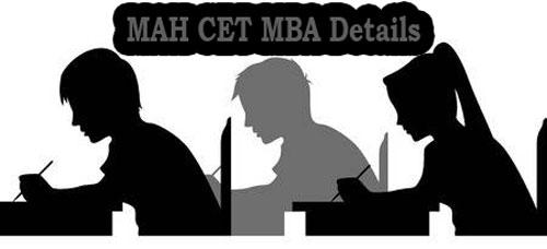 MAH CET MBA Details