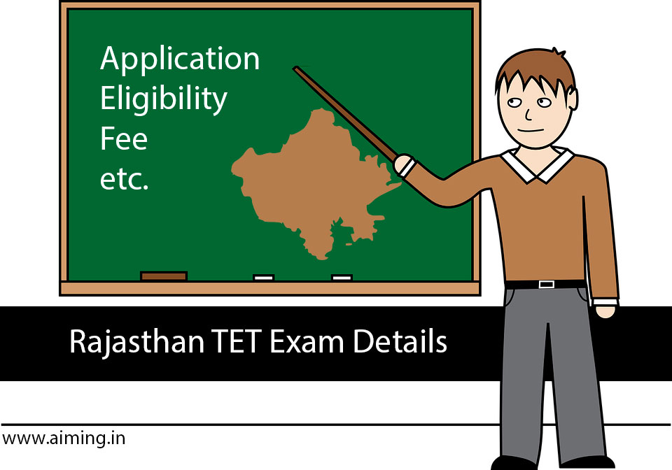 RTET Exam Details