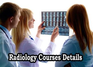 Radiology Courses Details