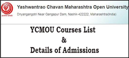 YCMOU Courses