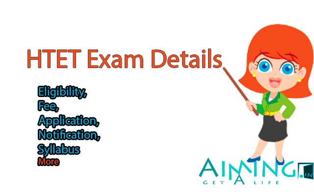 HTET Exam Details