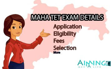Maha Tet Exam Details