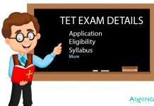 TET Exam Details