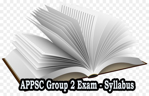 APPSC Group 2 Exam Syllabus