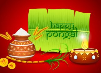 Happy Pongal Wishes 2017