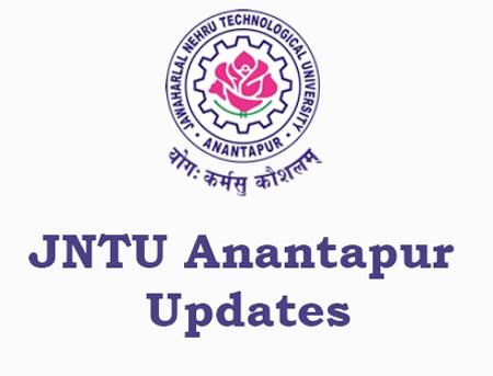 JNTU Anantapur Updates