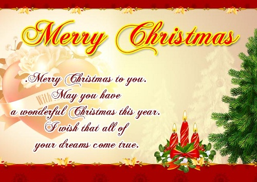 Inspirational Christmas Messages.Happy Merry Christmas Wishes Sms Messages Quotes Status
