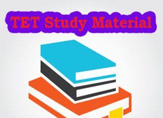 TET Study Material
