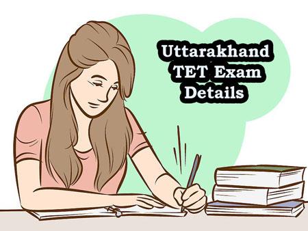 Uttarakhand TET Exam