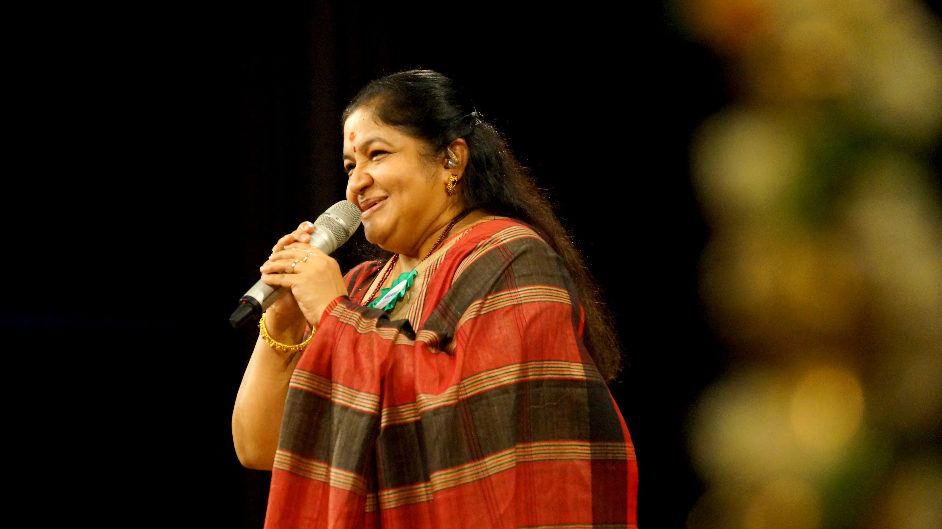 K S Chithra Biography