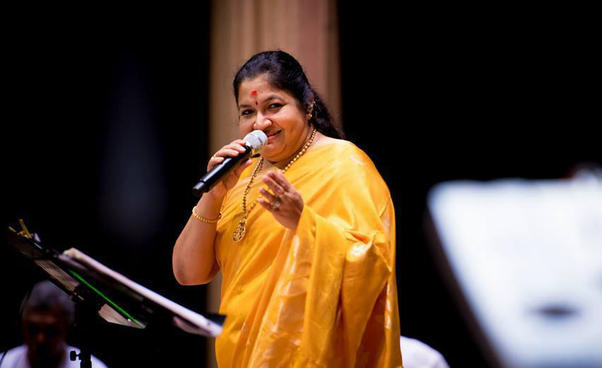 K S Chithra Image Free Download