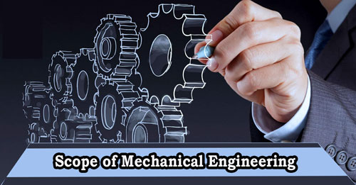Scope of Mechanical Engineering