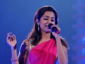 shreya ghoshal singing career