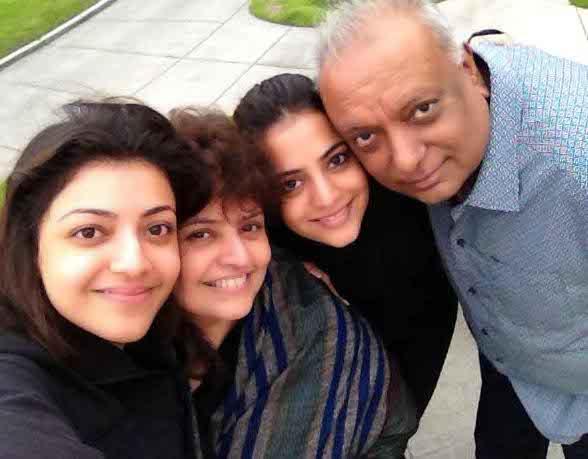 Kajal Family