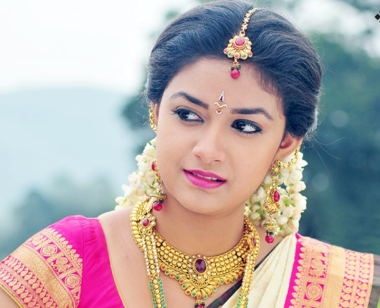 Keerthi Suresh Biography Age Images Movies Dob Height Weight Awards Family Etc