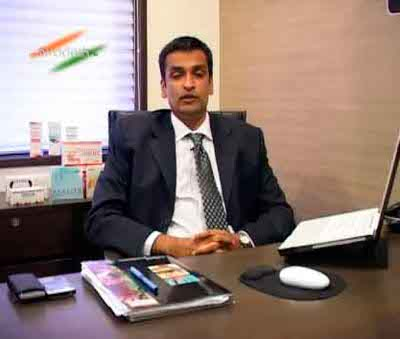 Sandeep Toshniwal Biography