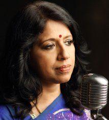 Singer Kavitha Krishnamurthy Biography