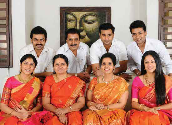 Whether Suriya Acting In Savitri Biopic Movie: Age, Family, Height, DOB, Wife, Career